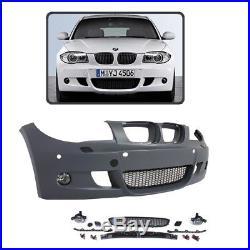 Pare Choc Parechoc Avant Pack M Sport Design Pour Bmw Serie 1 E81 E87 2004 2011
