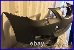 Pare Choc avant Coque pour BMW E60 E61 Série M Sport M5 5 Tech Spoiler 530
