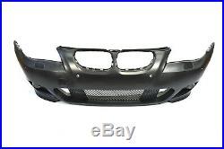 Pare Choc avant M Tech Aspect BMW 5 Série E60 E61 Sport Pdc Complet Brouillards