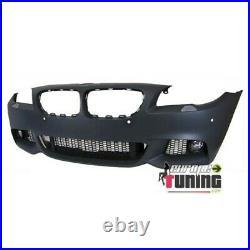 Pare Chocs Avant Sport Pack M5 Bmw Serie 5 F10 F11 Ph1 2010-2013 (05378)