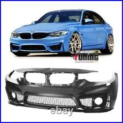 Pare Chocs Avant Sport Pack M Pour Bmw Serie 3 F30 F31 2011-2015 Ph1 (05284)