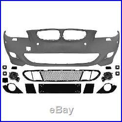 Pare choc avant BMW Série 5 E60 (Sport design look M5 / parkcontrol)