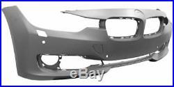 Pare-chocs Avant Pour La Bmw Série 3 F30 F31 11 Modern Luxury Sport Capteurs Et