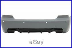 Pare-chocs arrière Pour BMW Série 3 E92 / E93 06-13 M-Performance M Sport Loo
