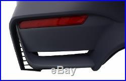 Pare-chocs arrière pour BMW Série 3 F30 11+ Diffuseur d'air M3 Sport Design