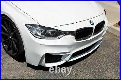 Pare-chocs avant Pour BMW Série 3 F30 F31 Non LCI et LCI 11-18 M3 Sport EVO Lo