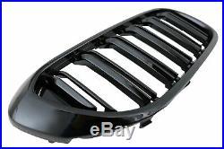 Pare-chocs avant Pour BMW Série 5 G30 G31 17+ Grilles M5 Sport Design 6 PDC