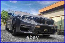 Pare-chocs avant pour BMW Série 5 G30 G31 2017-2019 M5 Sport Design avec ACC