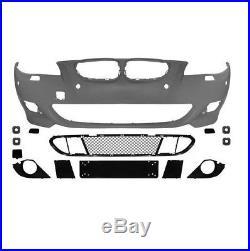 Parechoc Pare Choc Avant Abs Sport Design Pack M Bmw Serie 5 E60 E61 Avec Pdc 24