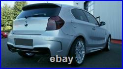 Pdc BMW E87 E81 Série M Sport M1 Arrière T Pare-Choc M-PACK M-TECH Paquet Csl