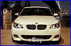 Peint BMW Série 5 E60 E61 M SPORT M TECH Aspect Pare Choc avant Pdc Complet +