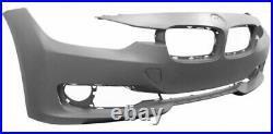 Plaque Pare-Chocs Avant Pour BMW Serie 3 F30 2011 IN Avant Modern Luxe Sport