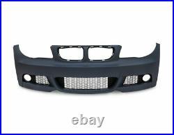 Pour BMW 1 Série E81 E82 E87 E88 2004-2013 Avant M Pack Sport Tech Pare-Choc