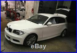 Pour BMW 1 Série E81 E82 E87 E88 Facelift avant M Pack Sport Tech Pare-Choc