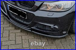 Pour BMW 3 Série E90 E91 LCI Avant M Pare-Choc Sport Menton Lèvre Spoiler