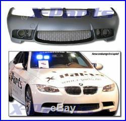 Pour BMW 3 Série E90 + E91 Sport Pare-Chocs avant M3 avec Grille