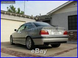 Pour BMW E36 Série 3 Pare-Chocs Arrière M Allure Sport M-Package Technique
