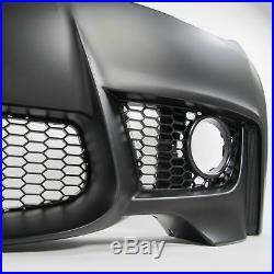 Pour BMW E81 E82 E87 E88 M 1 Série Pare Choc avant Plastique ABS Sport Tech 135