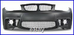 Pour BMW E81 E82 E87 E88 M 1 Série avant Pare-Choc Plastique ABS Sport Tech 135