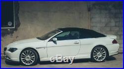 Pour BMW Séries 6 E63/E64 Sport Pare-Choc Sidevalance Lame P Performance M+