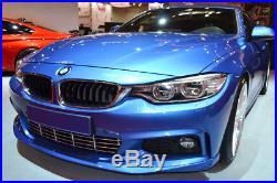 Rajout De Pare Choc / Jupe Avant Pour Bmw Serie 4 F32 F33 F36 M-sport M-tech