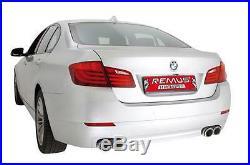 Remus le Sport Échappement Duplex BMW Série 5 F10 F11 + Xd Rive 520d 525d 530d