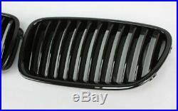 Sport Calandre BMW Série 5 F10 F11 F18 M5-look Noir Brillant Eclat L+R