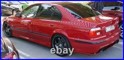 Sport Jupes Latérales Set / Seuil Housses Hm Style Pour BMW E39 5 Série 96-03