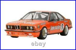 TAMIYA 1/24 SPORTS Voiture Séries No. 322 BMW 635CSi Gr. A Jaegermeister 24322