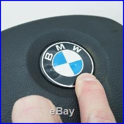 Véritable BMW 1 3 Série E81 E87 E90 E91 M Volant Sport Endommagé