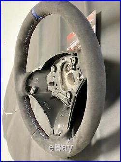 Volant BMW SERIE 1 (E87) R32978220 Alcantara Bague Sport Couture M
