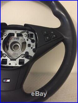 Voulant Dorigine BMW Série 5 /6 E60 E61 E63 E64 M-SPORT Commande Au Voulant